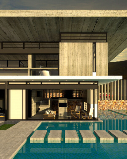 HOUSE WITHIN A HOUSE Residence