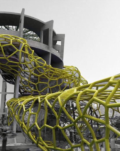 The Third Landscape: Batroun's Abandoned Aquarium