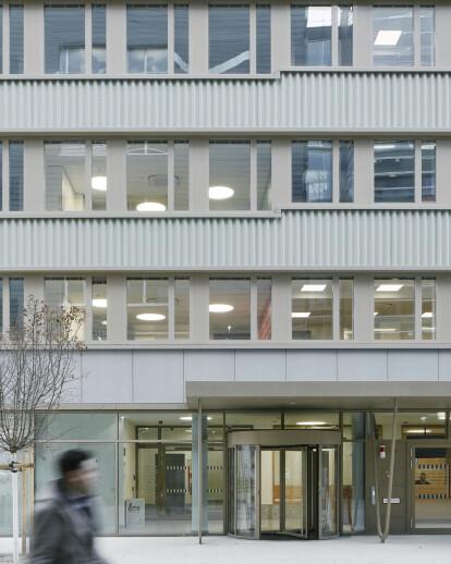 Revitalization ÖBB Offices Vienna