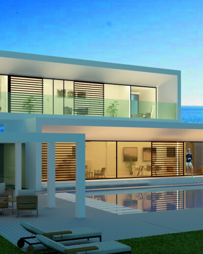 Luxury homes  ASO 2 – W