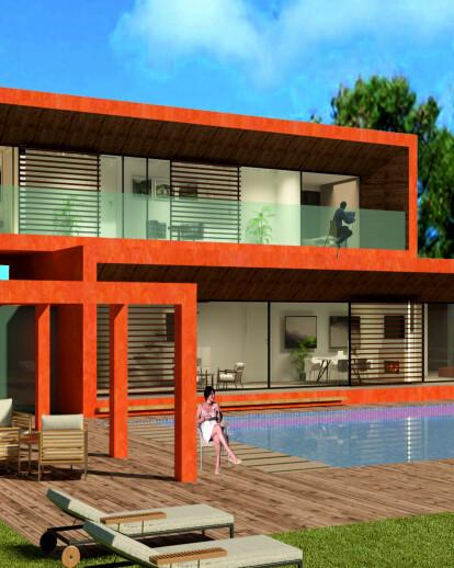 Luxury home -ASO 2-F