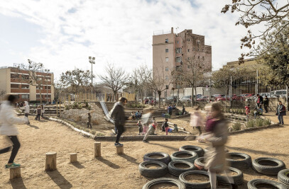 """Renovación Patio Escuela """"Mare Nostrum"""""""