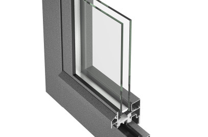 Janisol steel and stainless steel windows