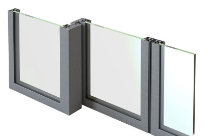 Fire-resistant sliding door – Janisol 2