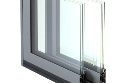 Janisol lift-and-slide door