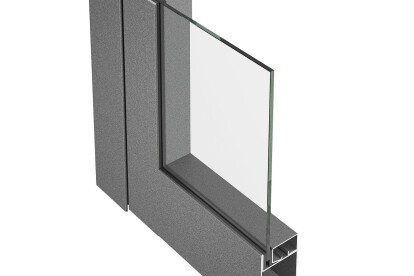 Fire doors and fire-resistant partitions – Jansen Economy 50 E30