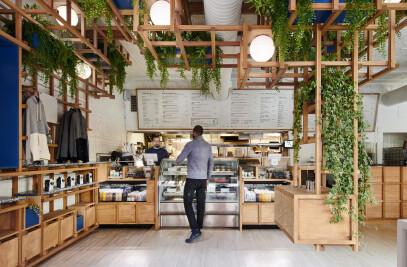 Village Den Cafe