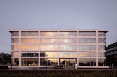Danone's new head office