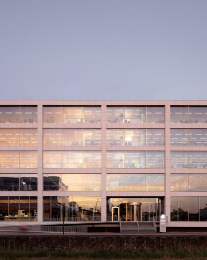 Danone's new head office