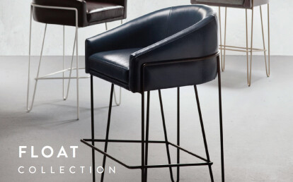 FLOAT Dining Chair (close up)