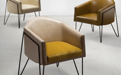 FLOAT Dining Chairs