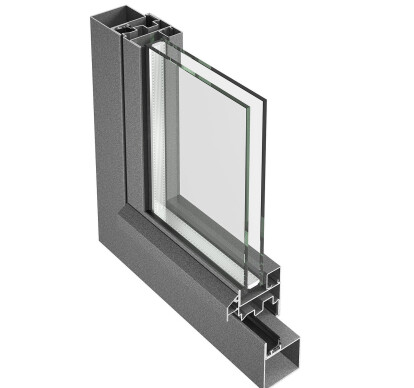 Jansen Economy 50 steel and stainless steel windows