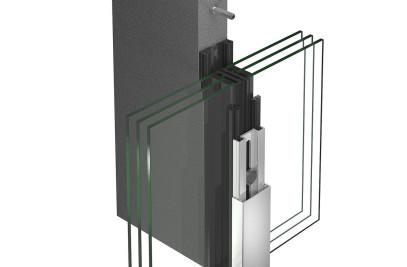 VISS Basic TV / VISS Ixtra TV facade