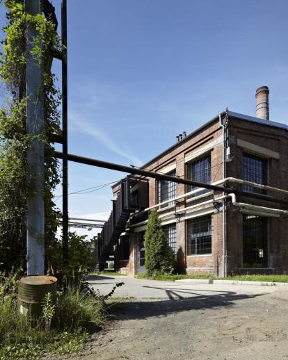 Coal Mill Libčice nad Vltavou