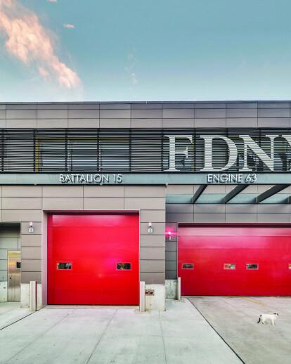 FDNY Engine Company 63