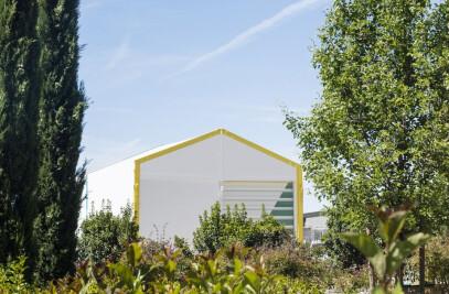 Multicolor Pavilion