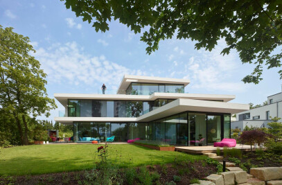Villa in Saarbrücken