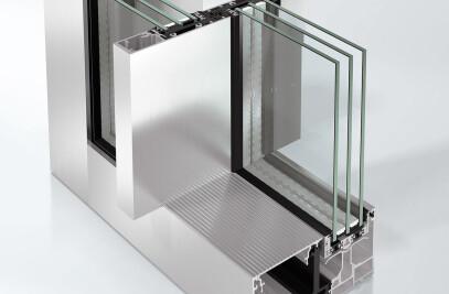 Schüco sliding doors