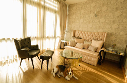 Designer's Residence in Ireo Grand Arch
