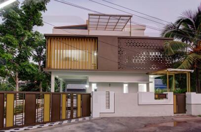 Basheer's Residence | Vibrant Minimalism