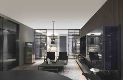 Rimadesio Showroom