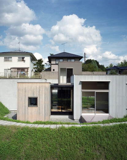 House in Higashi-Hiroshima