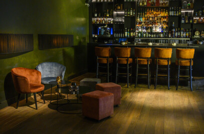 Cafe Theatre Cocktailbar (Ghent, BE)