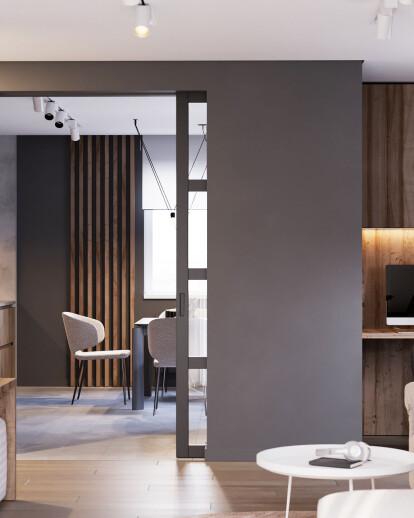 Interior design 7`YA / Дизайн интерьера  7`YA