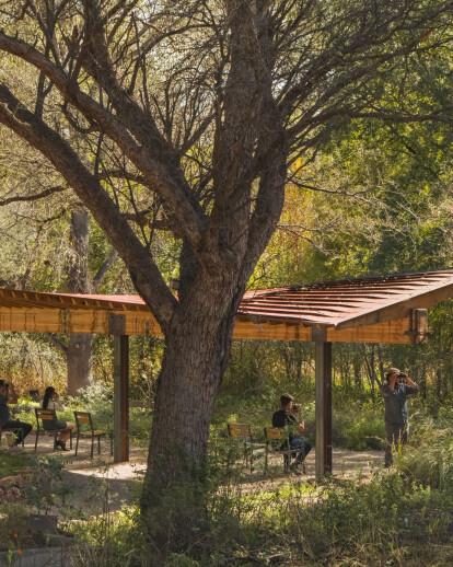 Wildlife Pavilion at Tucson Audubon Society