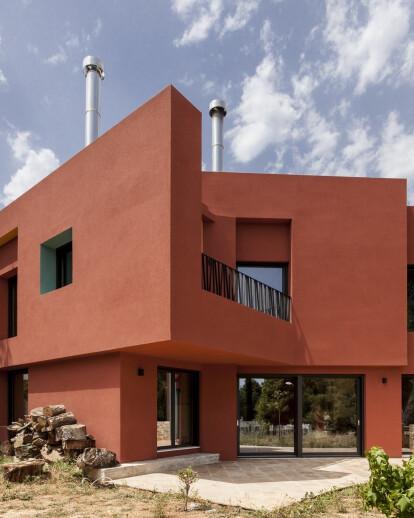 House Renovation in P. Psychiko