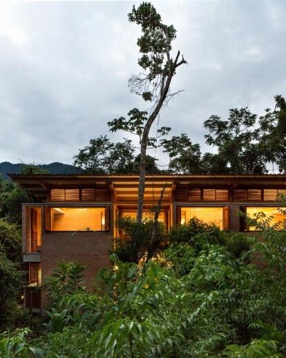 House at Prumirim Beach