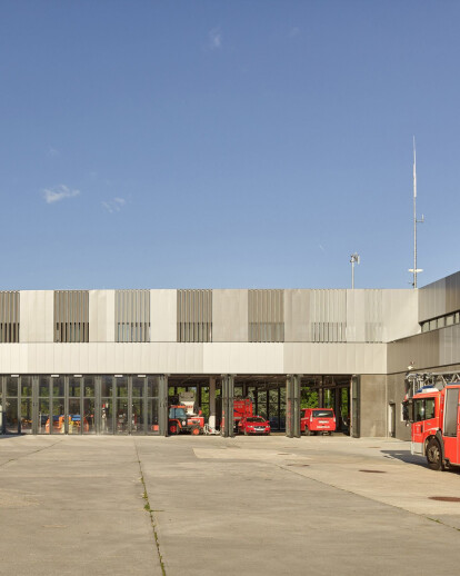 Fire Station Nord
