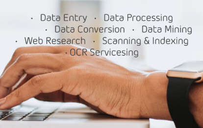 Datainox- Outsource Data Entry Services