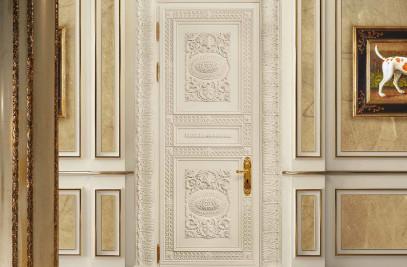 Corona door