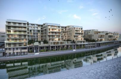Residential Building in Al Raha Beach
