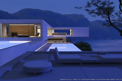 Villa `Cyprus` By The Svetozar Andreev Studio