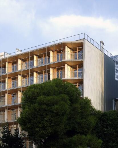 La Borda housing cooperative