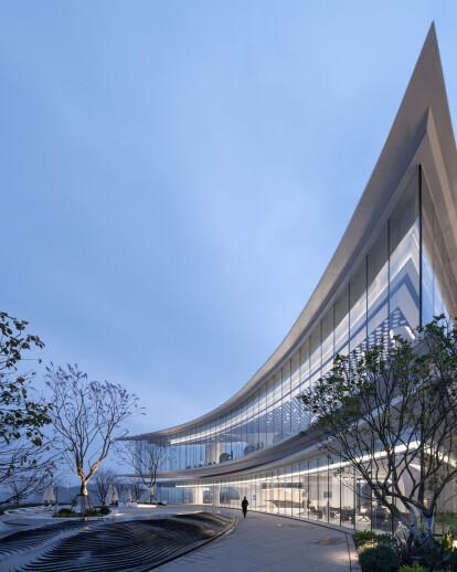 """CIFI Sales Center """"The Landscape"""""""