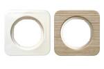Ceramics vs Wood as appearance
