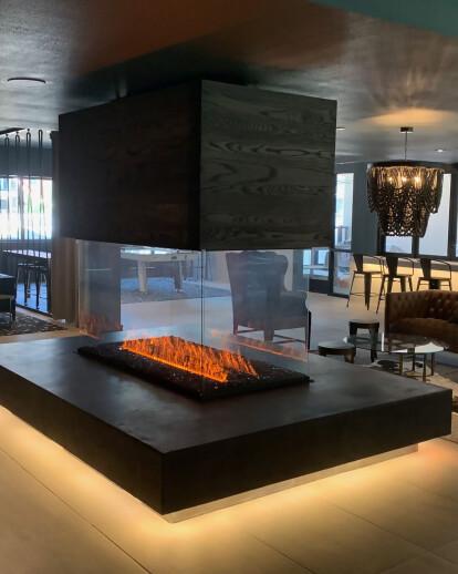 Alexan Maple Resident Lounge