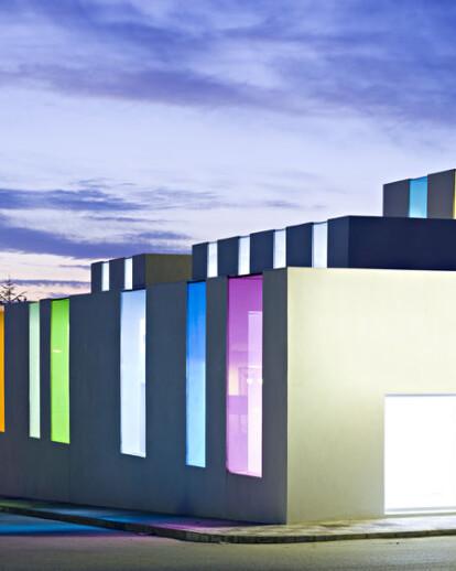 Educational Centre in El Chaparral