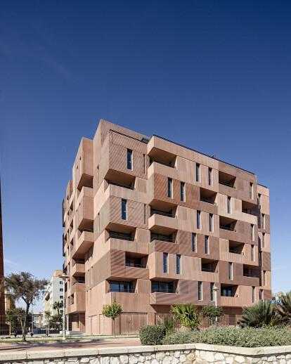 Residential Building in Málaga