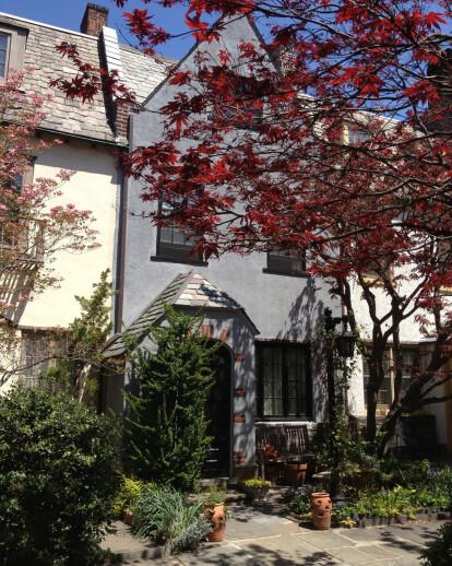 English Village Garden