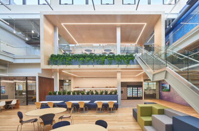 VMware Promontory Campus, Building E