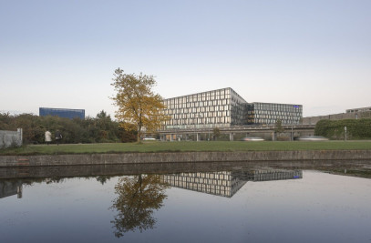Nordea Bank's new HQ