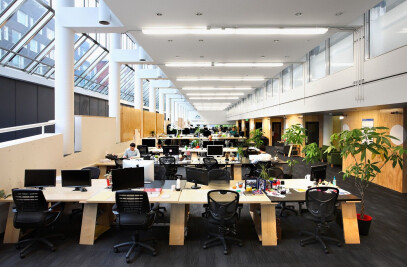 Startup Hall