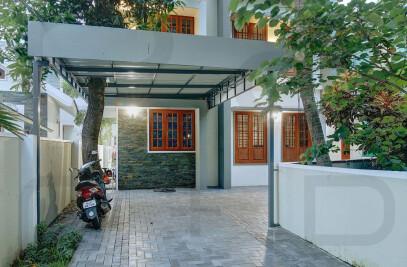 Anil Kumar's & Athira Menon's Residence | Hidden