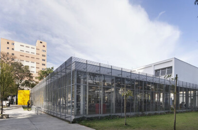 Renovation of the monteiro Lobato Library