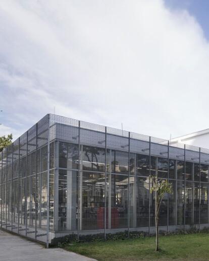 Renovation of the monteiro Lobato Library