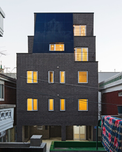 House Embracing Sky